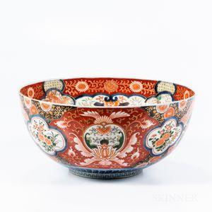 Large Imari Bowl