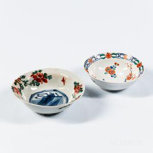 Two Imari Bowls