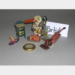 Approximately Thirty Miniature Toys