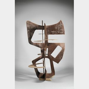 Berto Lardéra (Italian/French, 1911-1989)      Untitled [Abstract]