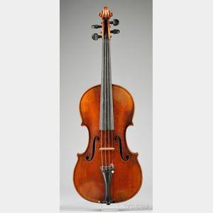 Markneukirchen Violin, Paul Knorr, c. 1930