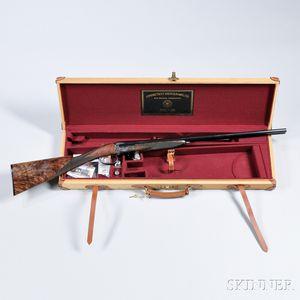 Connecticut Shotgun Manufacturing Company RBL-28 Double-barrel Shotgun with Maker's Case