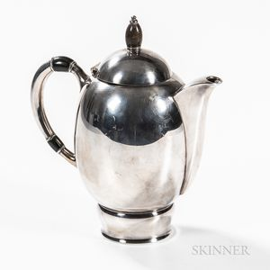 Pairpoint Art Deco Coffee Carafe