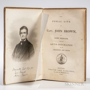 The Public Life of Capt. John Brown