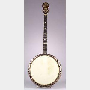 American Tenor Banjo, The Bacon Banjo Company Incorporated, Groton, 1934