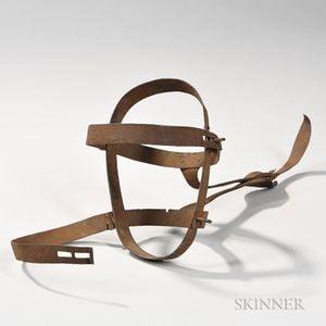 Iron Scold's Bridle