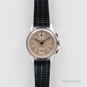 Crysler Two-register Chronograph Wristwatch