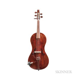 Five-string Cornerless Viola, 1997