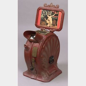 """Clamshell"" Mutoscope No. 7598"