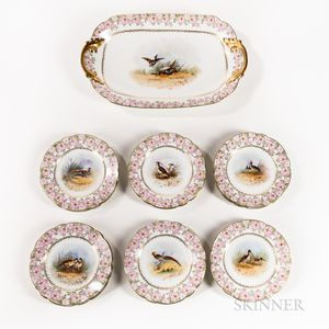 Limoges Game Set