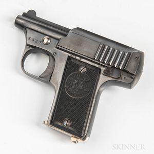Bernedo Model BC Semiautomatic Pistol