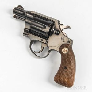 Colt Detective Special Double-action Revolver