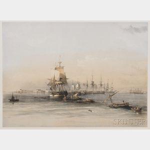 After David Roberts (Scottish, 1796-1864)      Alexandria