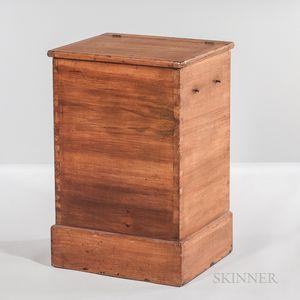 Shaker Pine Wood Box