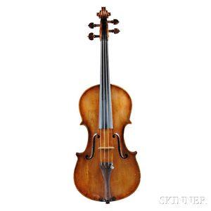 American Violin, Knute Reindahl, Madison, c. 1919
