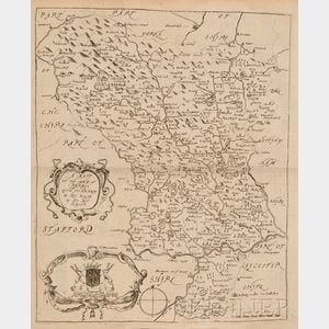 Blome, Richard (d. 1705)
