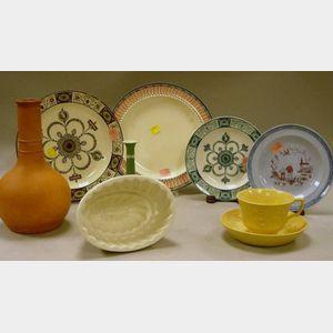 Nine Assorted Wedgwood Ceramic Items