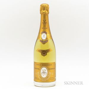 Louis Roederer Cristal 2004, 1 bottle