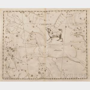 Sold for: $10,000 - Hevelius, Johannes (1611-1687) Prodromus Astronomiae