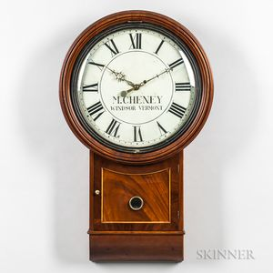 Martin Cheney Tavern Wall Clock