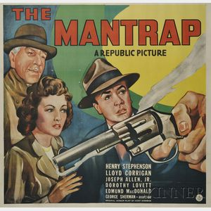 The Mantrap   Movie Poster