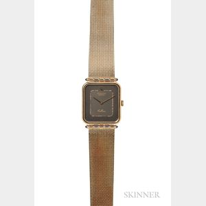 "18kt Gold ""Cellini"" Wristwatch, Rolex"