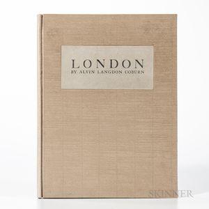 Coburn, Alvin Langdon (1882-1966) London.