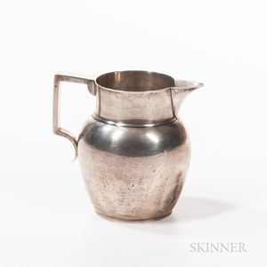 Tiffany Sterling Silver Three-pint Water Pitcher