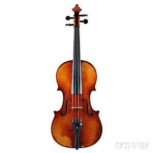 Czech Violin, John Juzek, Prague, 1954