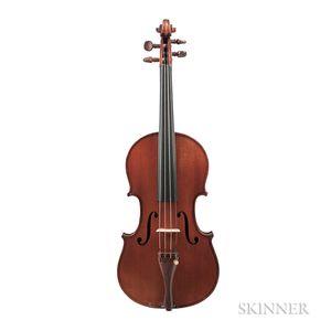 French Half Size Violin