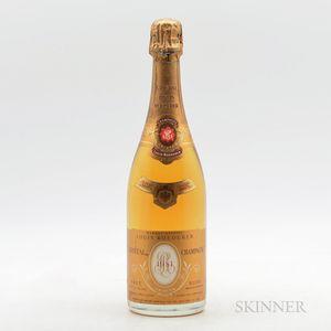 Louis Roederer Cristal 1981, 1 bottle