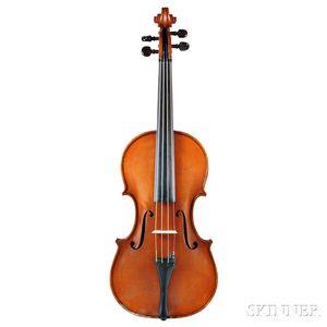 English Violin, John R.W. Read, London, 1934