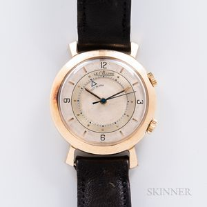 LeCoultre Memovox Reference 9386 Wristwatch