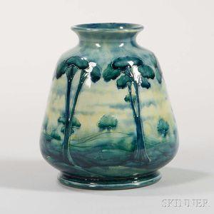 Moorcroft Pottery Hazeldene Vase