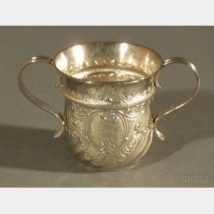 George II Silver Caudle Cup
