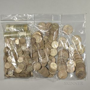 90% Silver Half Dollars, Quarters, and Dimes