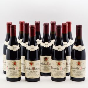 Alain Hudelot-Noellat Chambolle Musigny Les Charmes 2010, 12 bottles