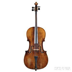 Bohemian Violoncello, c. 20th Century