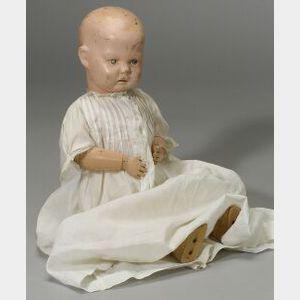Schoenhut Toddler Doll