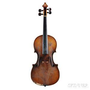 American Violin, John Friedrich & Bro., 1919