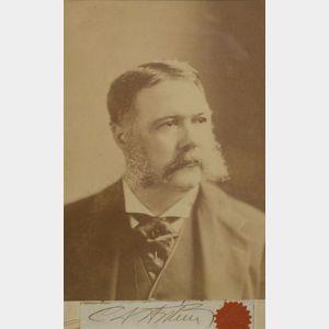 Arthur, Chester (1830-1886)