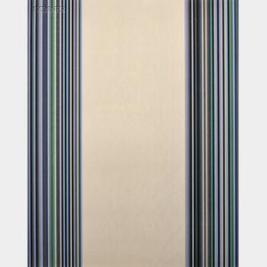 Gene Davis (American, 1920-1985)      Untitled
