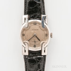 "LeCoultre ""Aristocrat"" Wristwatch"