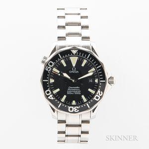 Omega Seamaster Professional 300M Reference 168-1640 Wristwatch