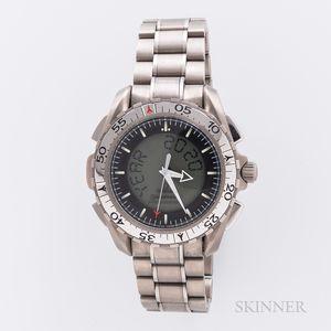 Omega Speedmaster Titanium X 33 Wristwatch