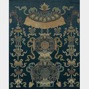 Imperial Kesi Throne Cover