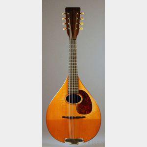 American Mandolin, C.F. Martin & Company, Nazareth, c. 1926, Style A