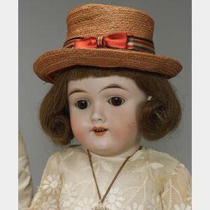 Max Handwerck Bisque Head Doll