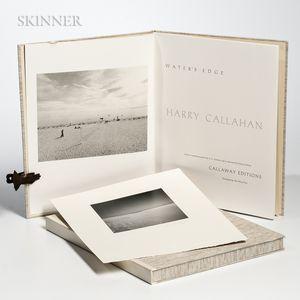 Harry Callahan (American, 1912-1999)      Cape Cod