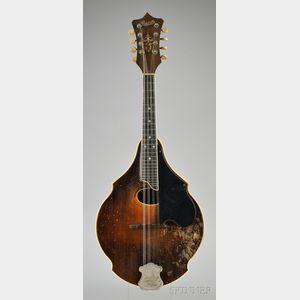 American Mandolin, Bacon Manufacturing Company, Groton, 1921
